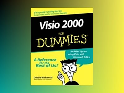 Visio 2000 For Dummies av Debbie Walkowski