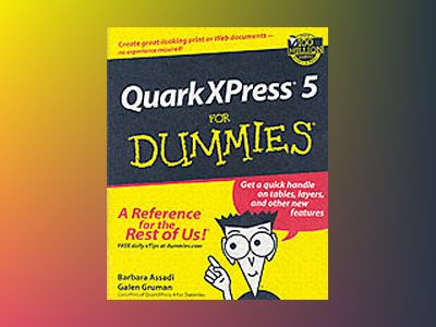 QuarkXPress5 For Dummies av Barbara Assadi