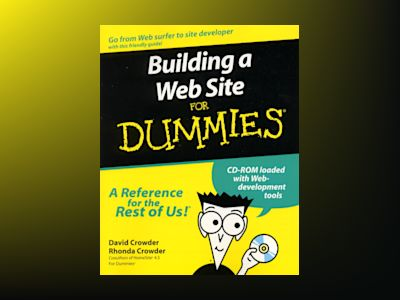 Building a Web Site For Dummies av David Crowder