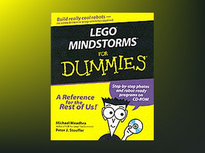 LEGO MINDSTORMS For Dummies av Michael Meadhra