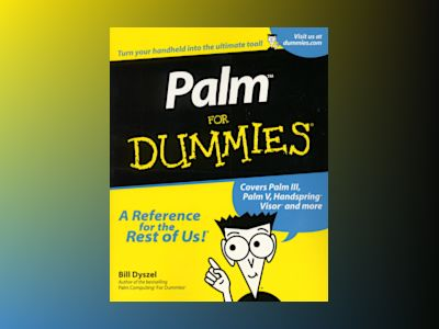 Palm For Dummies av Bill Dyszel