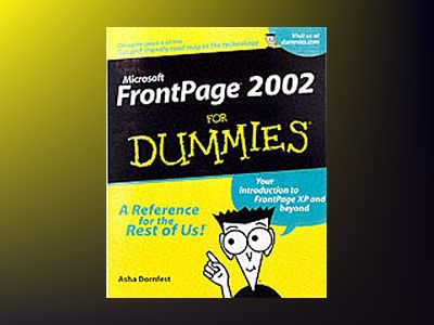 FrontPage 2002 For Dummies av Asha Dornfest