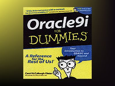 Oracle9i For Dummies av Carol Mccullough-dieter