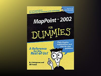 MapPoint For Dummies? av B.J. Holtgrewe