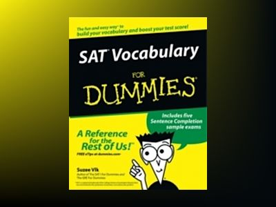 SAT Vocabulary For Dummies av Suzee Vlk