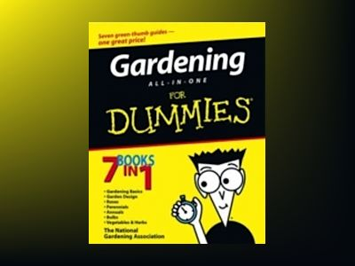 Gardening All-in-One For Dummies av National Gardening Association