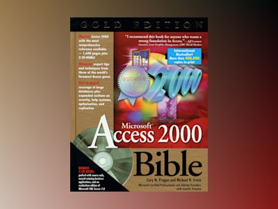 Microsoft Access 2000 Bible, Gold Edition av Prague
