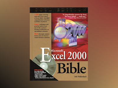 Microsoft? Excel 2000 Bible, Gold Edition av WALKENBACH