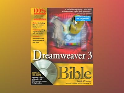 Dreamweaver 3 Bible av Joseph W. Lowery