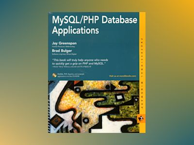 MySQL/PHP Database Applications av Jay Greenspan