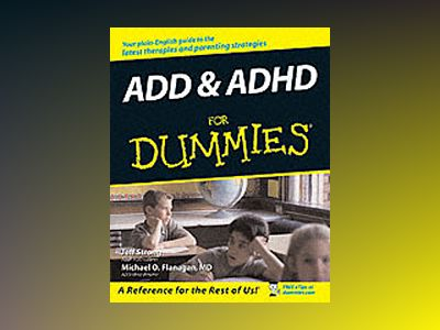 AD/HD For Dummies av Jeff Strong