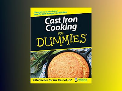Cast Iron Cooking For Dummies av Tracy Barr