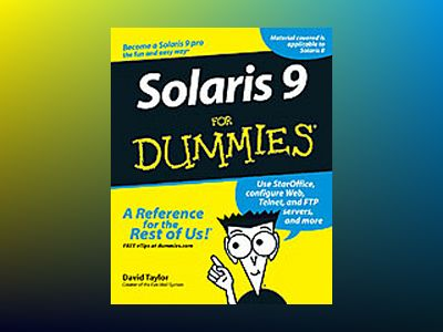 SolarisTM 9 For Dummies av David Taylor