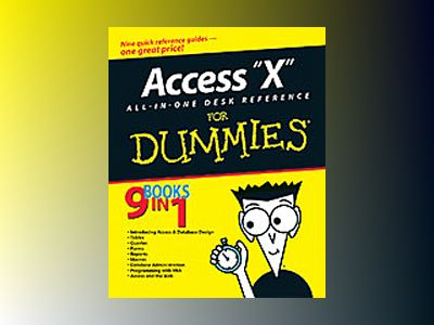 Access 2003 All-in-One Desk Reference For Dummies av Alan Simpson