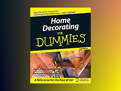 Home Decorating For Dummies, 2nd Edition av Patricia Hart McMillian