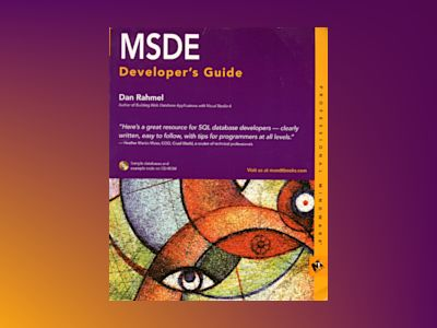 MSDE Developer's Guide av Dan Rahmel