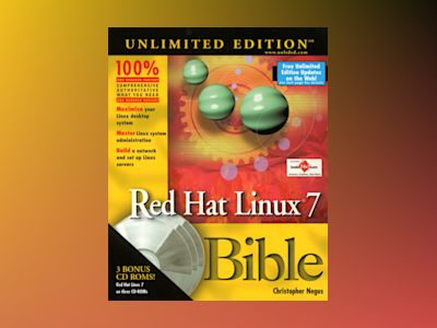 Red Hat Linux 7 Bible, Unlimited Edition av Christopher Negus