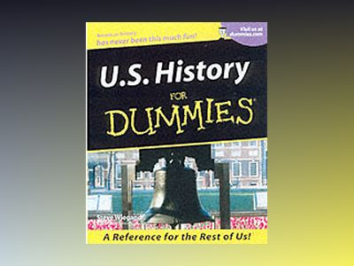 U.S. History For Dummies av Steve Wiegand