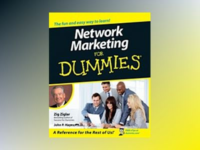 Network Marketing For Dummies? av Zig Ziglar