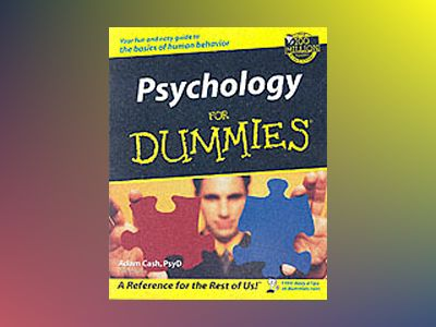 Psychology For Dummies av Adam Cash