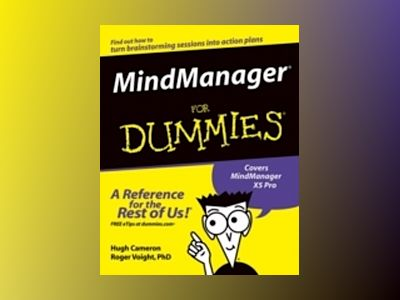 MindManager For Dummies av Hugh Cameron