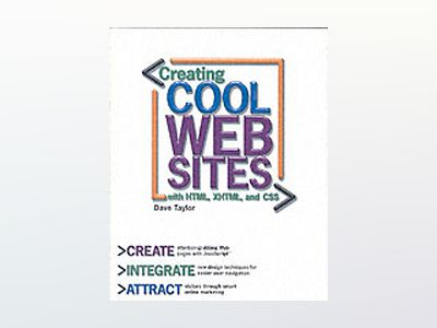 Creating Cool Web Sites with HTML, XHTML, and CSS av Dave Taylor