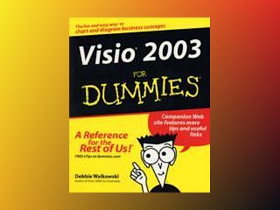 Visio 2003 For Dummies av Debbie Walkowski