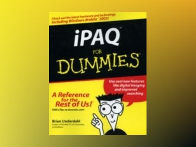 iPAQ For Dummies av Brian Underdahl