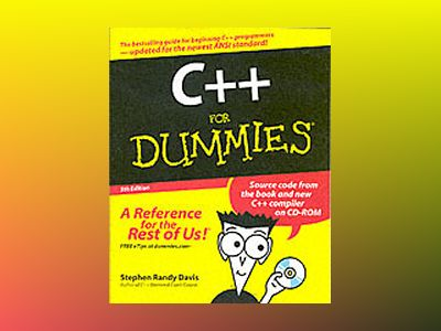 C++ For Dummies, 5th Edition av Stephen Randy Davis