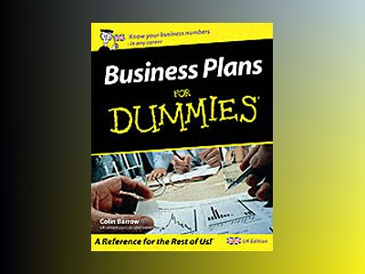 Business Plans for Dummies av Colin Barrow