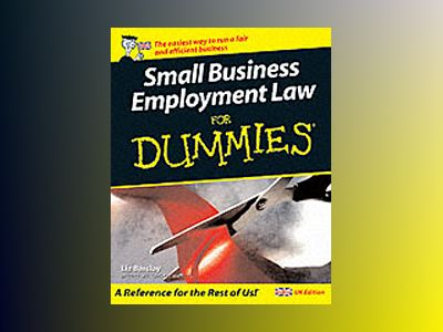 Small business employment law for dummies av L. Barclay