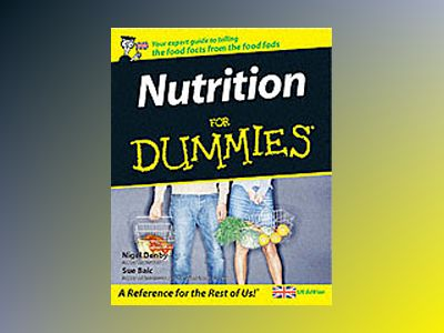 Nutrition for dummies av Carol Ann Rinzler