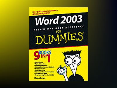 Word 2003 All-in-One Desk Reference For Dummies av Doug Lowe