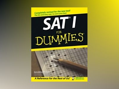 The *SAT I For Dummies, 6th Edition av Geraldine Woods