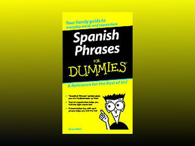 Spanish Phrases For Dummies av Susana Wald