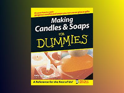 Making Candles Soaps For Dummies av Kelly Ewing