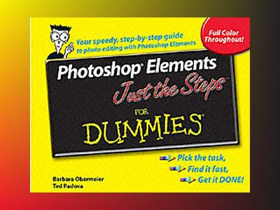 Photoshop Elements 4 Just the StepsTM For Dummies av Barbara Obermeier