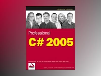 Professional C# 2005 av Christian Nagel