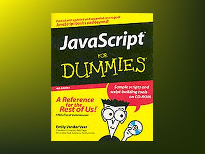 JavaScriptTM For Dummies, 4th Edition av Emily A. Vander Veer