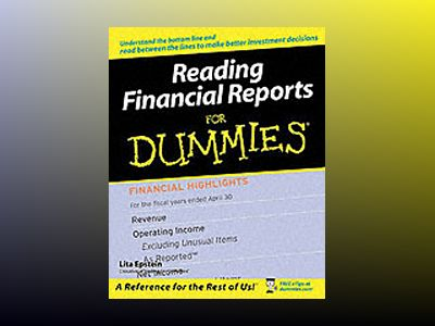 Reading Financial Reports For Dummies av Lita Epstein