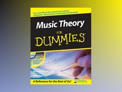 Music Theory For Dummies av Michael Pilhofer