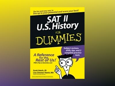 SAT II U.S. History For Dummies av Scott Hatch