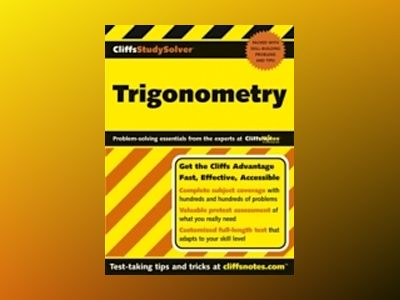 CliffsStudySolverTM Trigonometry av David Alan Herzog