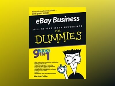 eBayBusiness All-in-One Desk Reference For Dummies av Marsha Collier