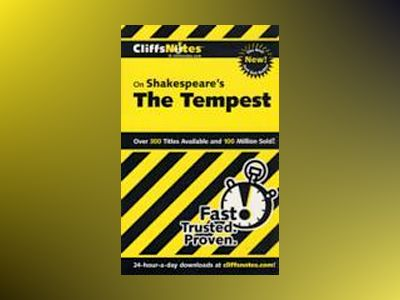 CliffsNotesTM on Shakespeare's The Tempest av Sheri Metzger