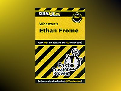 CliffsNotes Ethan Frome av Suzanne Pavlos