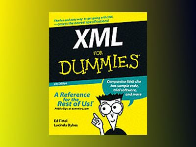 XML For Dummies, 4th Edition av Ed Tittel