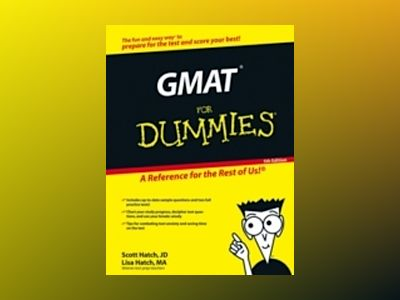 GMAT For Dummies, 5th Edition av Scott Hatch