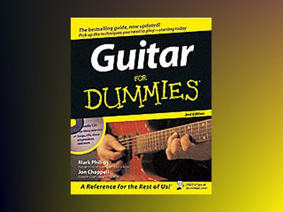 Guitar For Dummies, 2nd Edition av Mark Phillips
