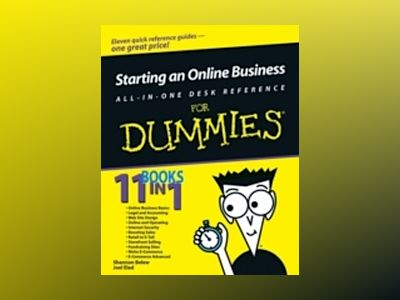 Starting an Online Business All-in-One Desk Reference For Dummies av Shannon Belew